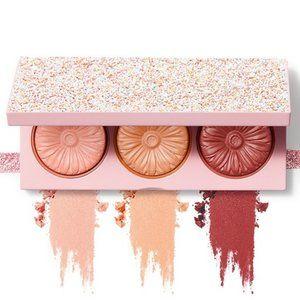 Clinique Cheek Pop Blush Palette in Warm Up